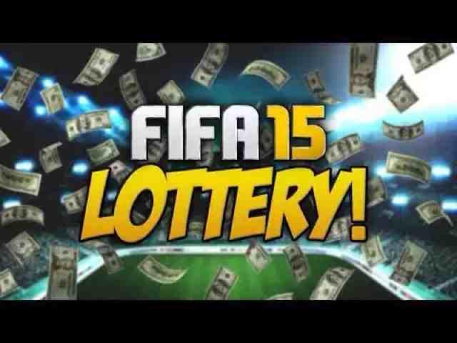 Fifa 15 Raffle