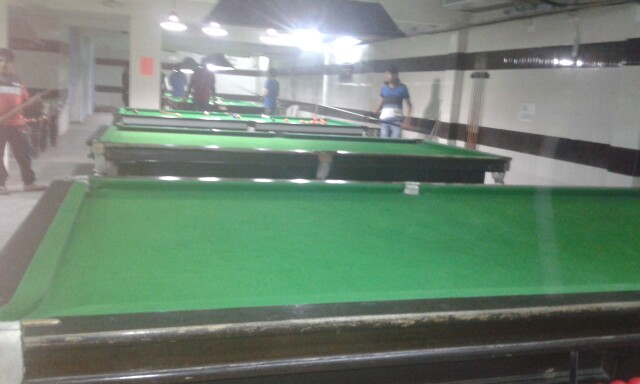 Snooker Academy