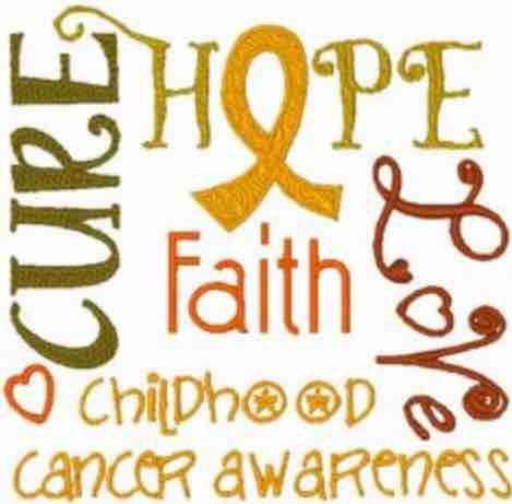 Help Support Children With Cancer