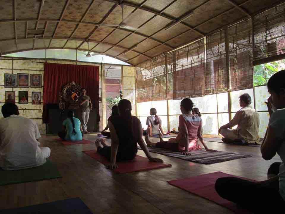 Aum Yoga Vedanta Centre