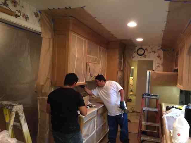 Luis & Son Wood Refinishing