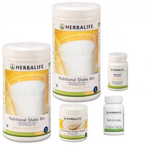 Herbalife booster