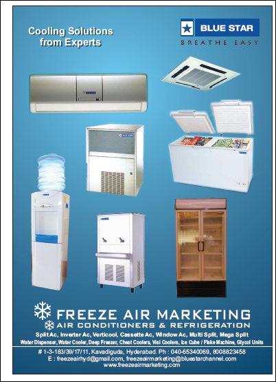 FREEZE AIR MARKETING