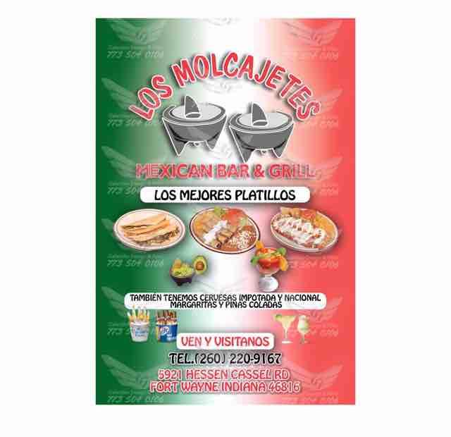 Los Molcajetes Mexican Bar &Gill