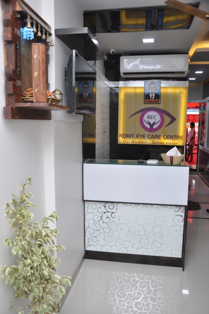 Rohit Eye & Dental Care Centre