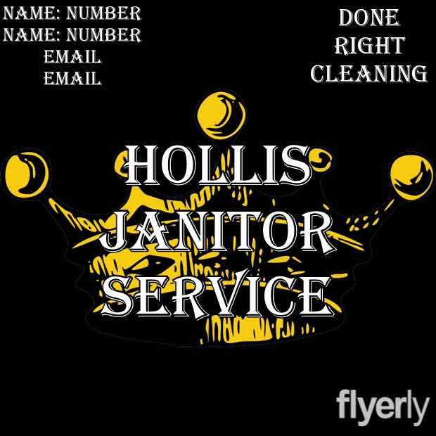 Hollis Janitor Service