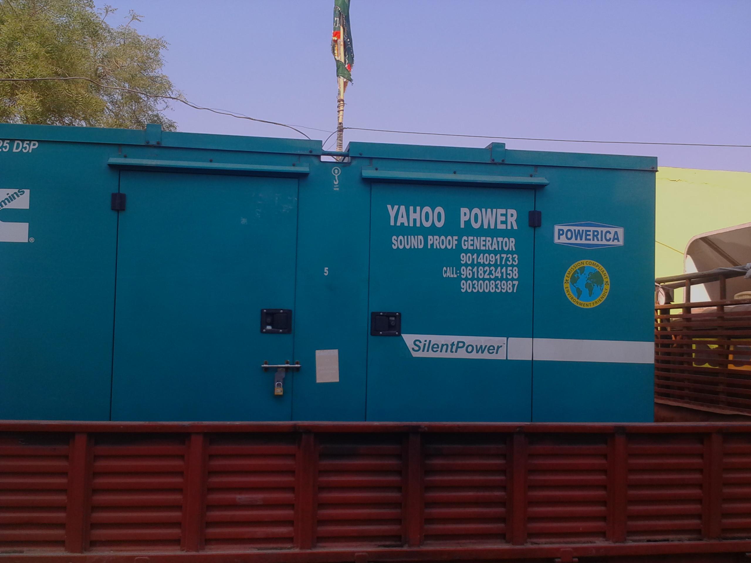 Yahoo Power