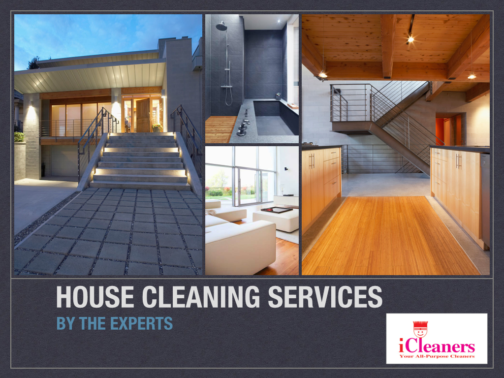 iCleaners | House Cleaning Services