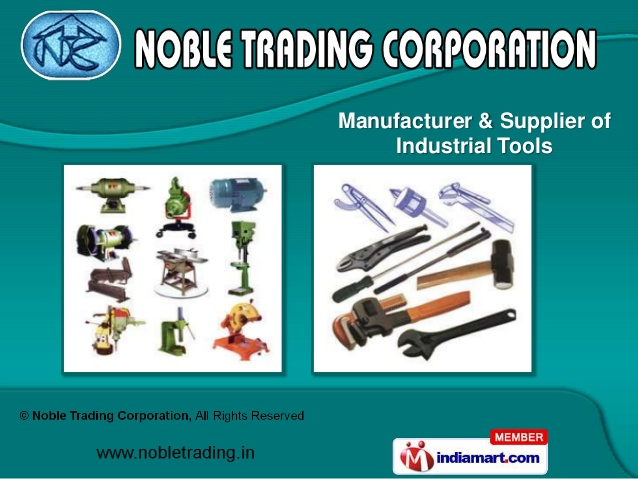 Noble Trading Corporation