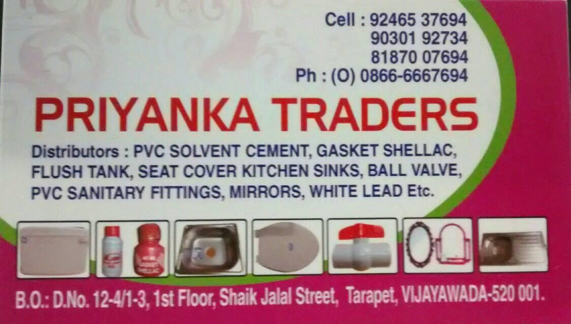 Priyanka Traders