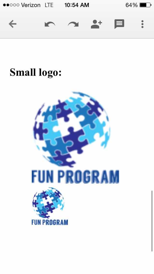 Fun Program