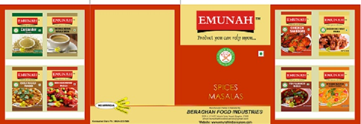 Berachah Food Industries
