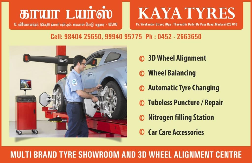 Kaya Tyres