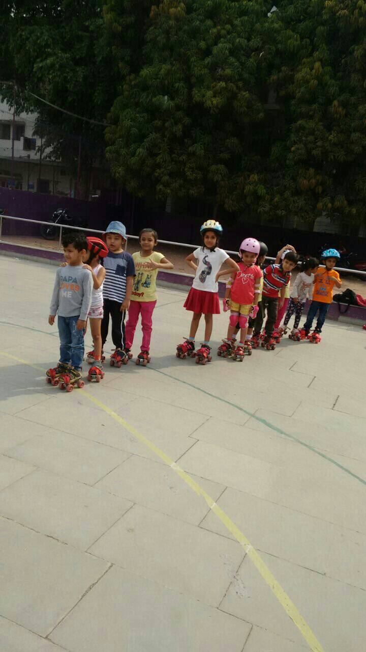 Olive Green Kids School