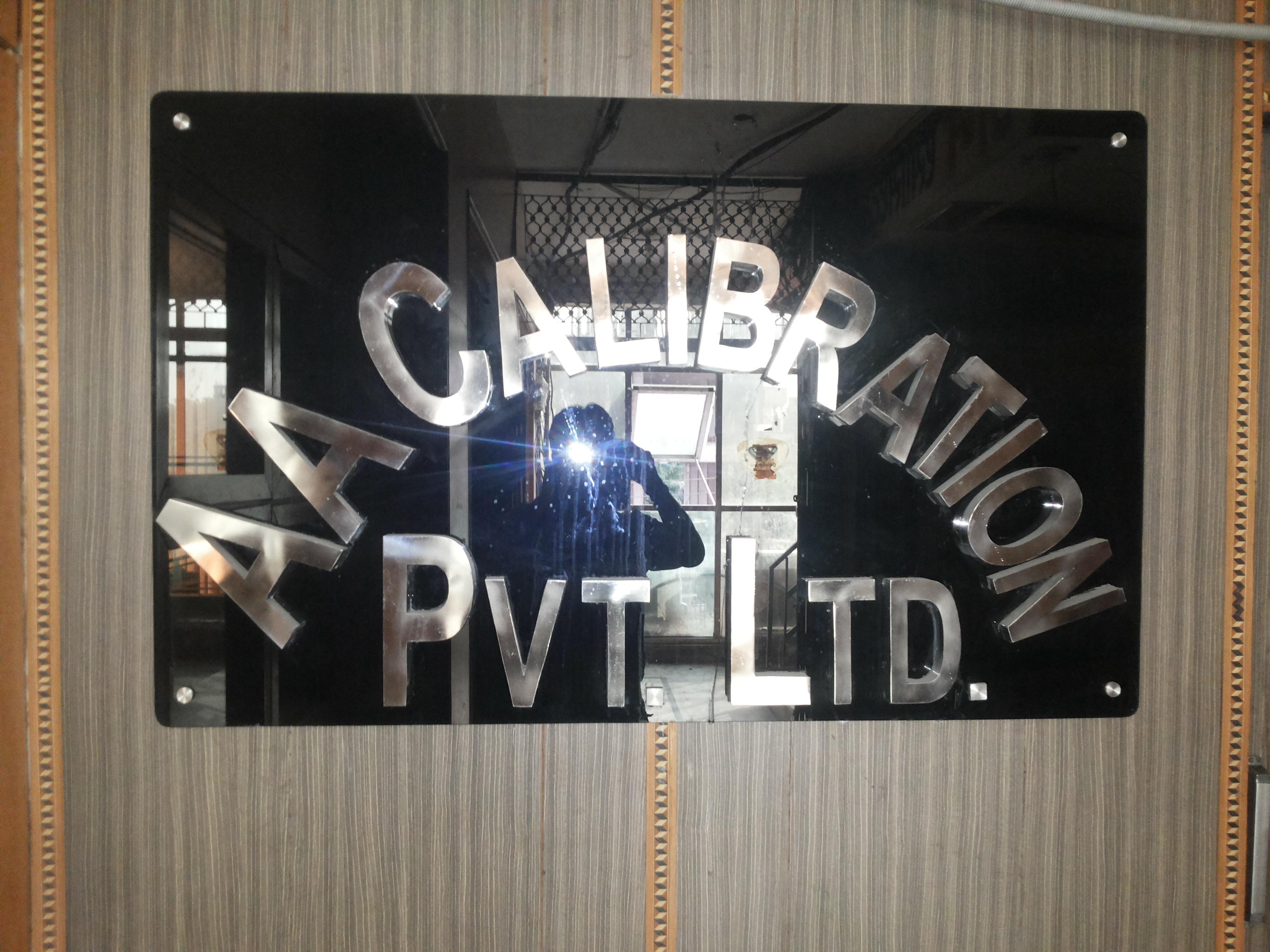 A.A calibration Pvt Ltd