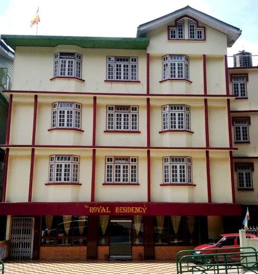 The Royal Residency
