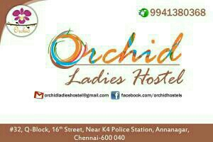 Orchid Ladies Hostel