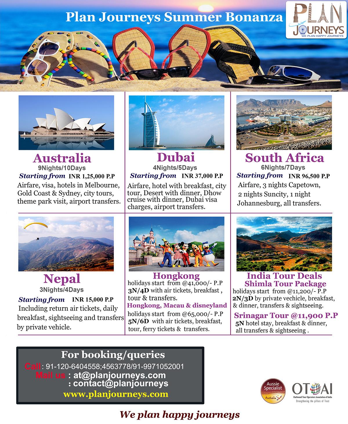 Plan Journeys Pvt Ltd