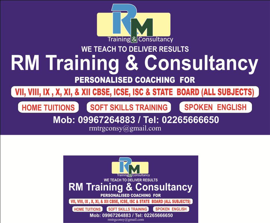 R M training & consultancy