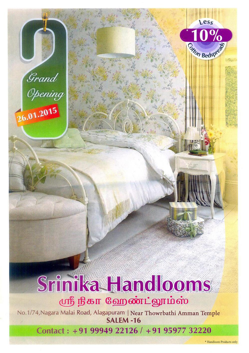 Srinika Handlooms