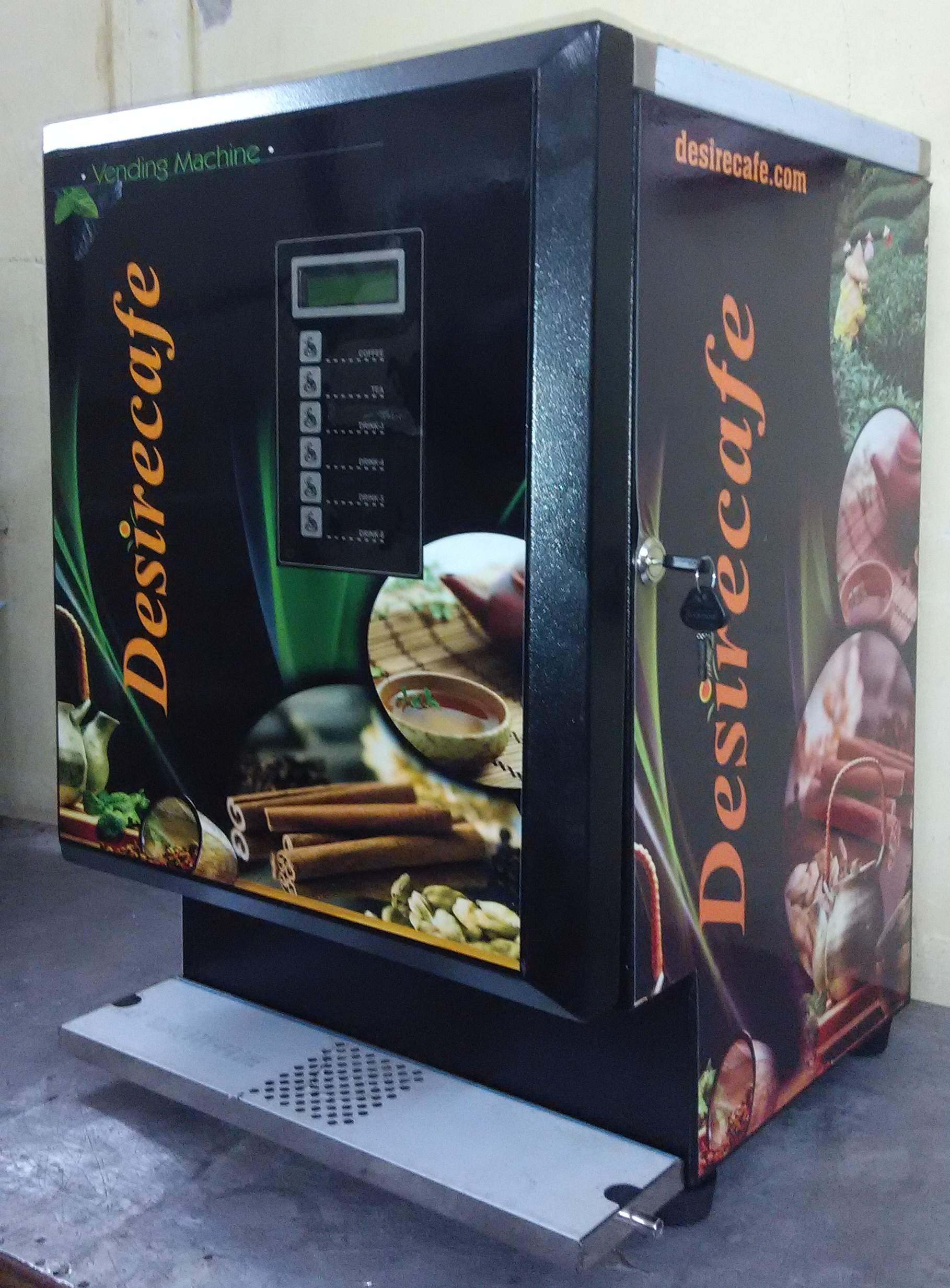 Desire Cafe Vending Private Limited