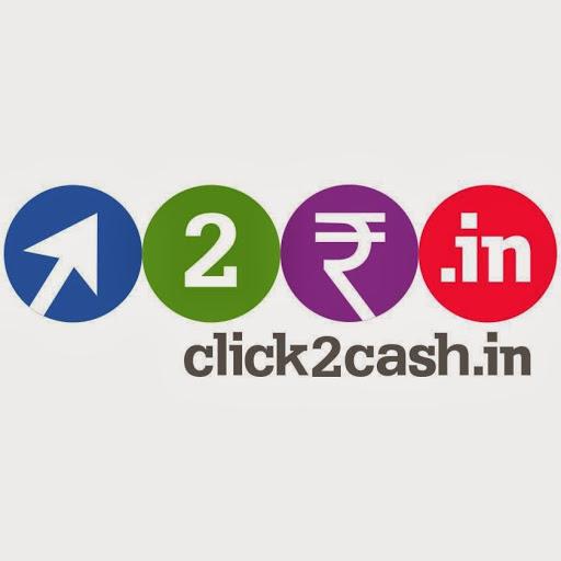 www.Click2Cash.In - Best Cashback Site in India