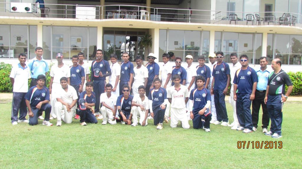 JP School of Cricket