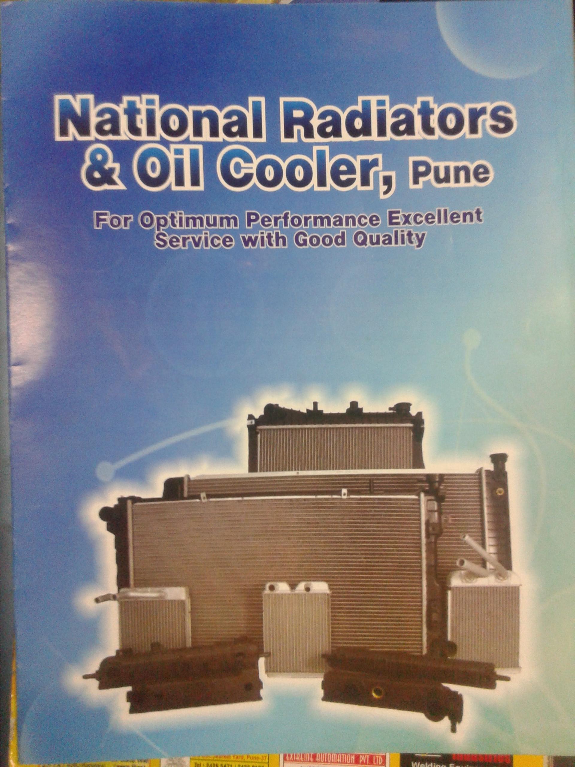 National Radiators & Oil Cooler, Pune