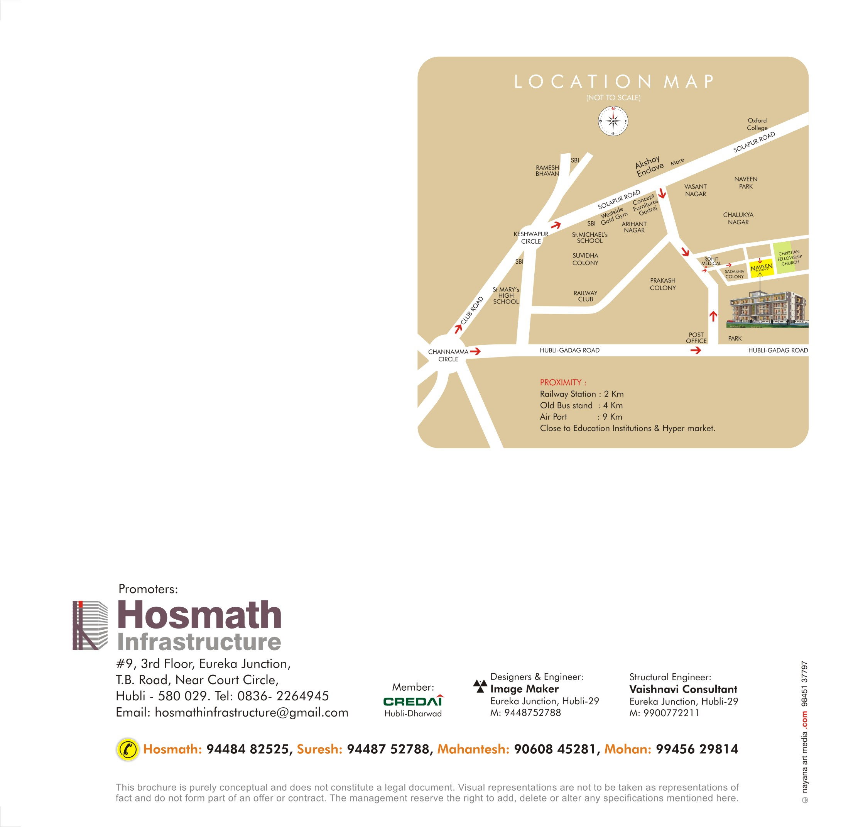 Hosmath Infrastructure