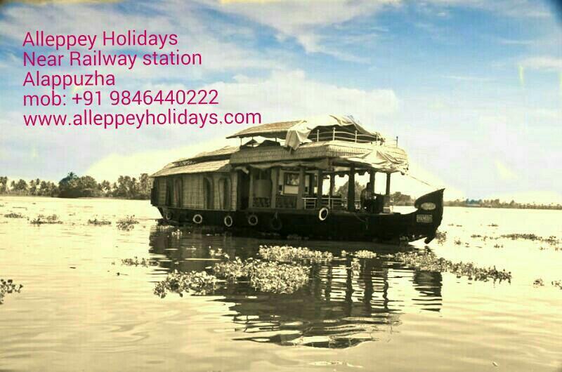 Alleppey Holidays