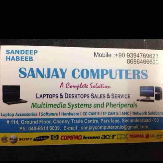 Sanjay Computers