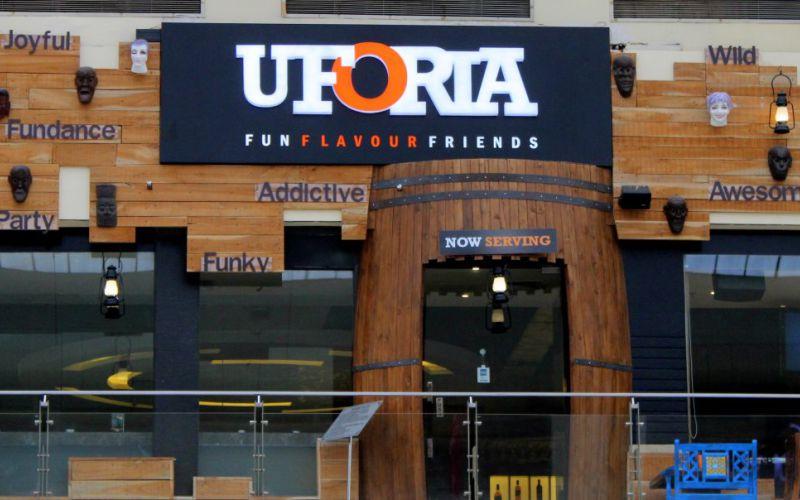 Uforia Kitchen & Lounge Bar
