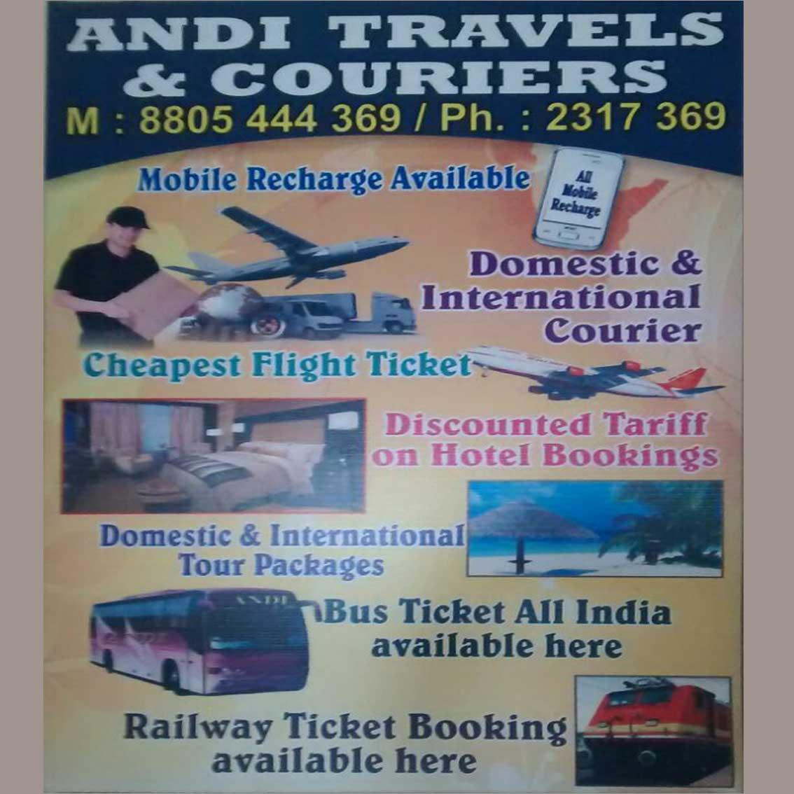 Andi Travels