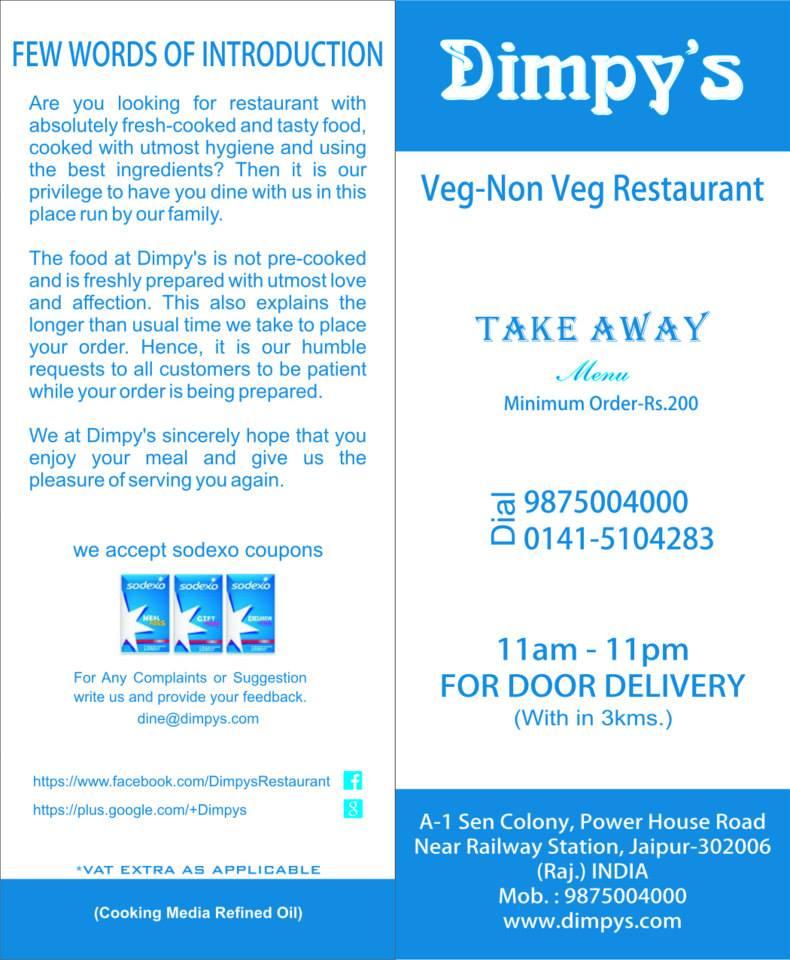 Dimpys Restaurant