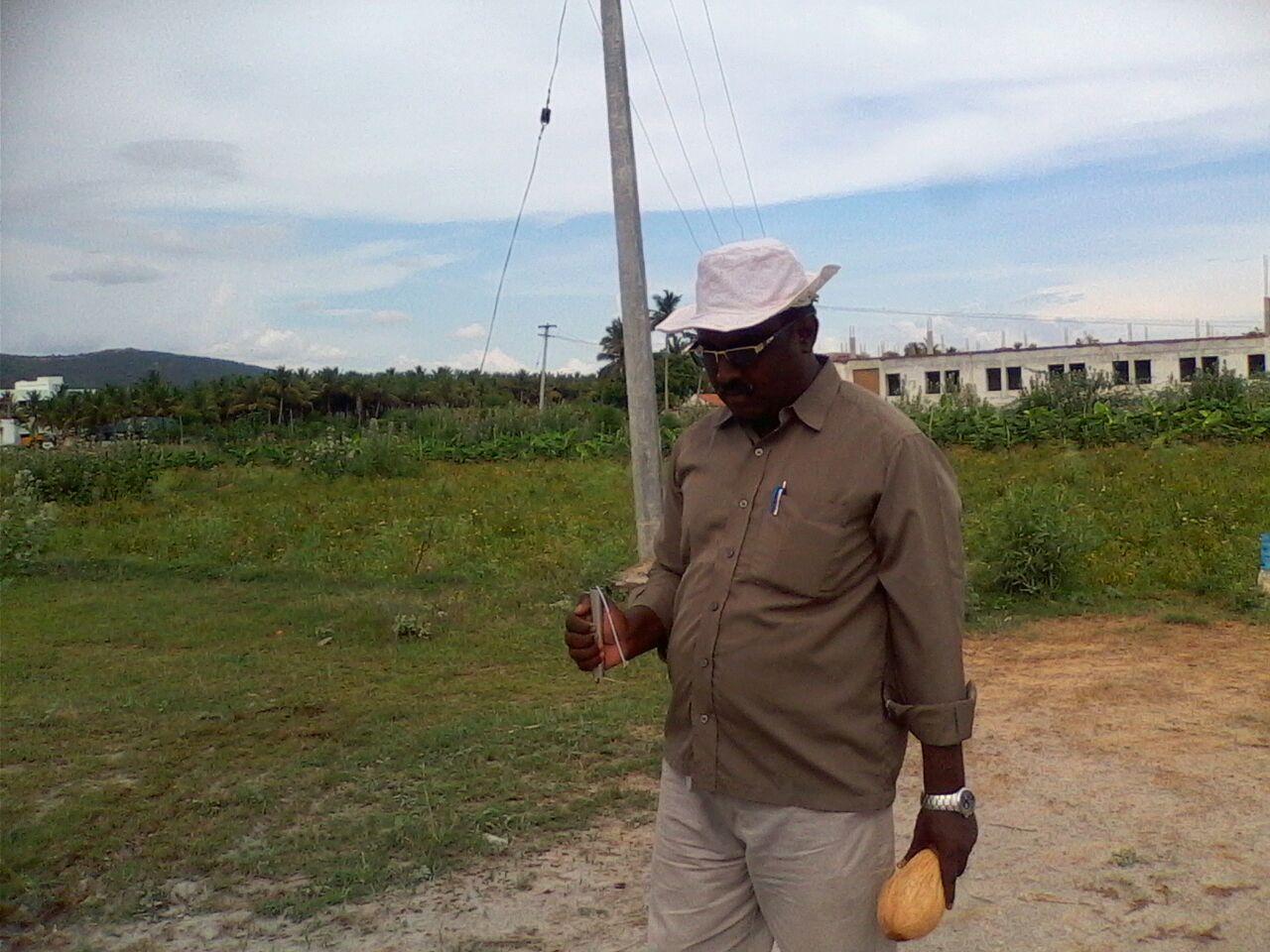 Duraisamy Geologist - Groundwater Consultant