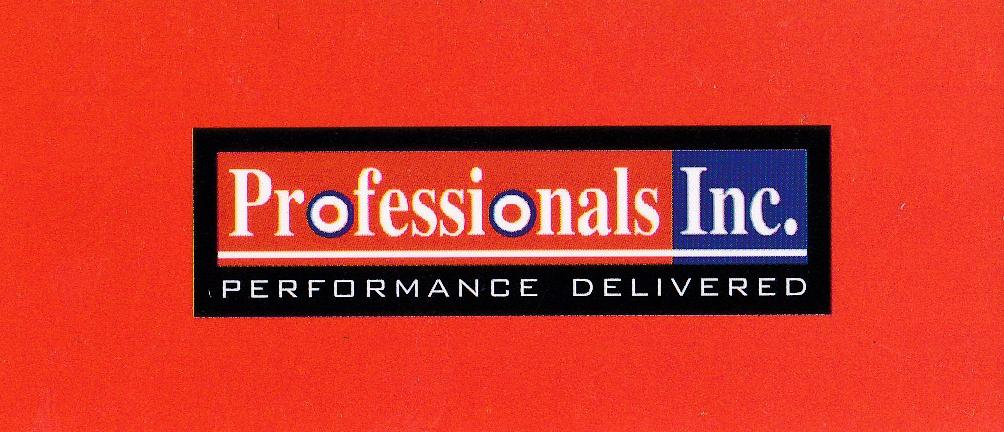 Professionals Inc