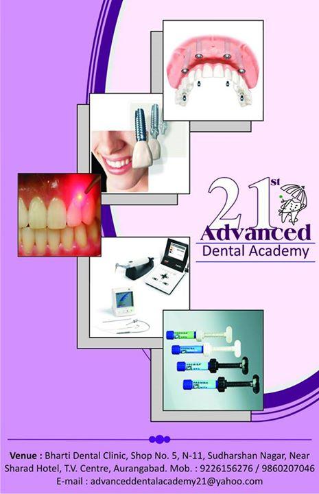 21 advanced dental academy