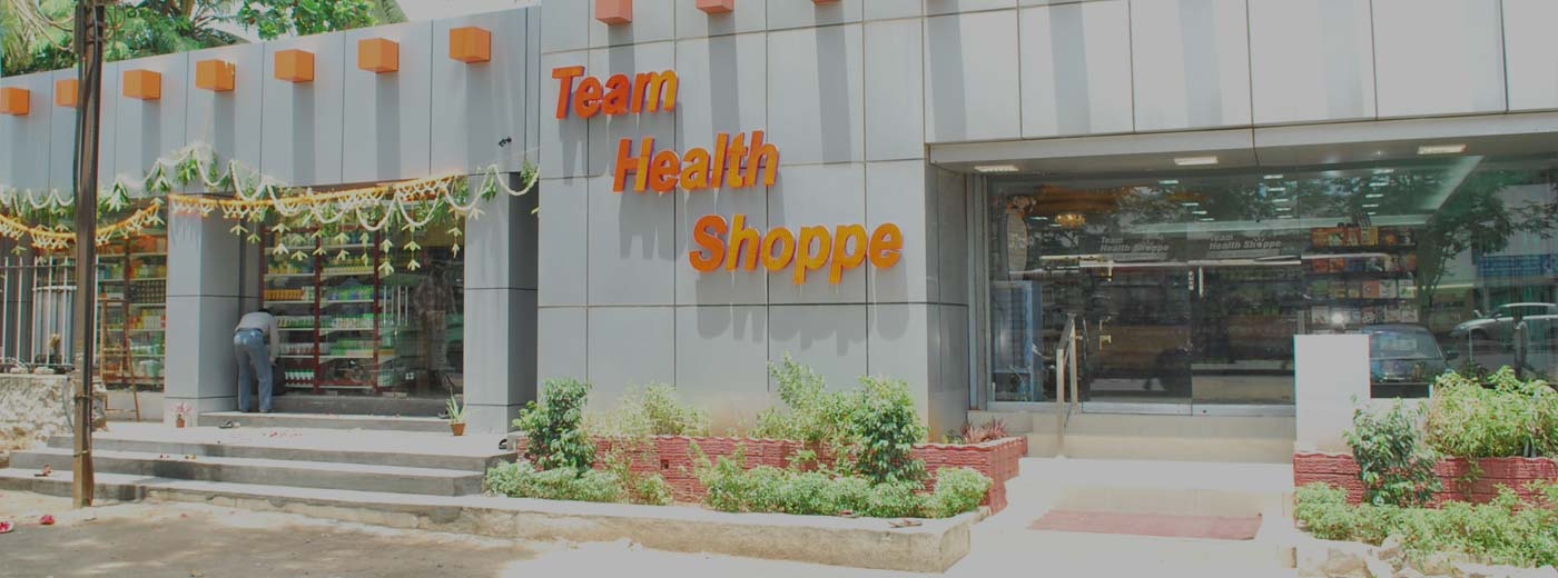 TEAM HEALTH SHOPPE