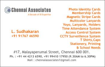 Chennai Associates