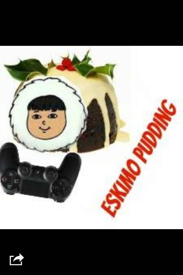 Eskimopudding
