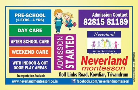 Neverland Montessori