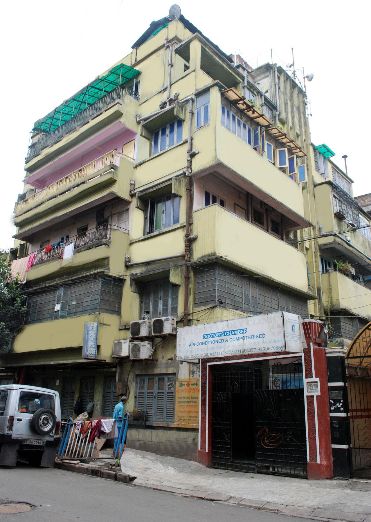 Calcutta Ladies Lodge