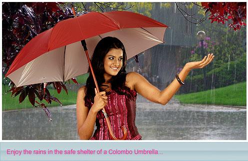 Colombo Umbrella House