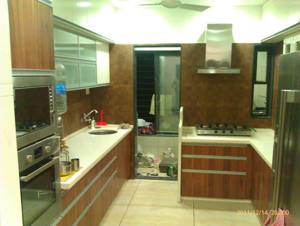 comforts modular kitchen