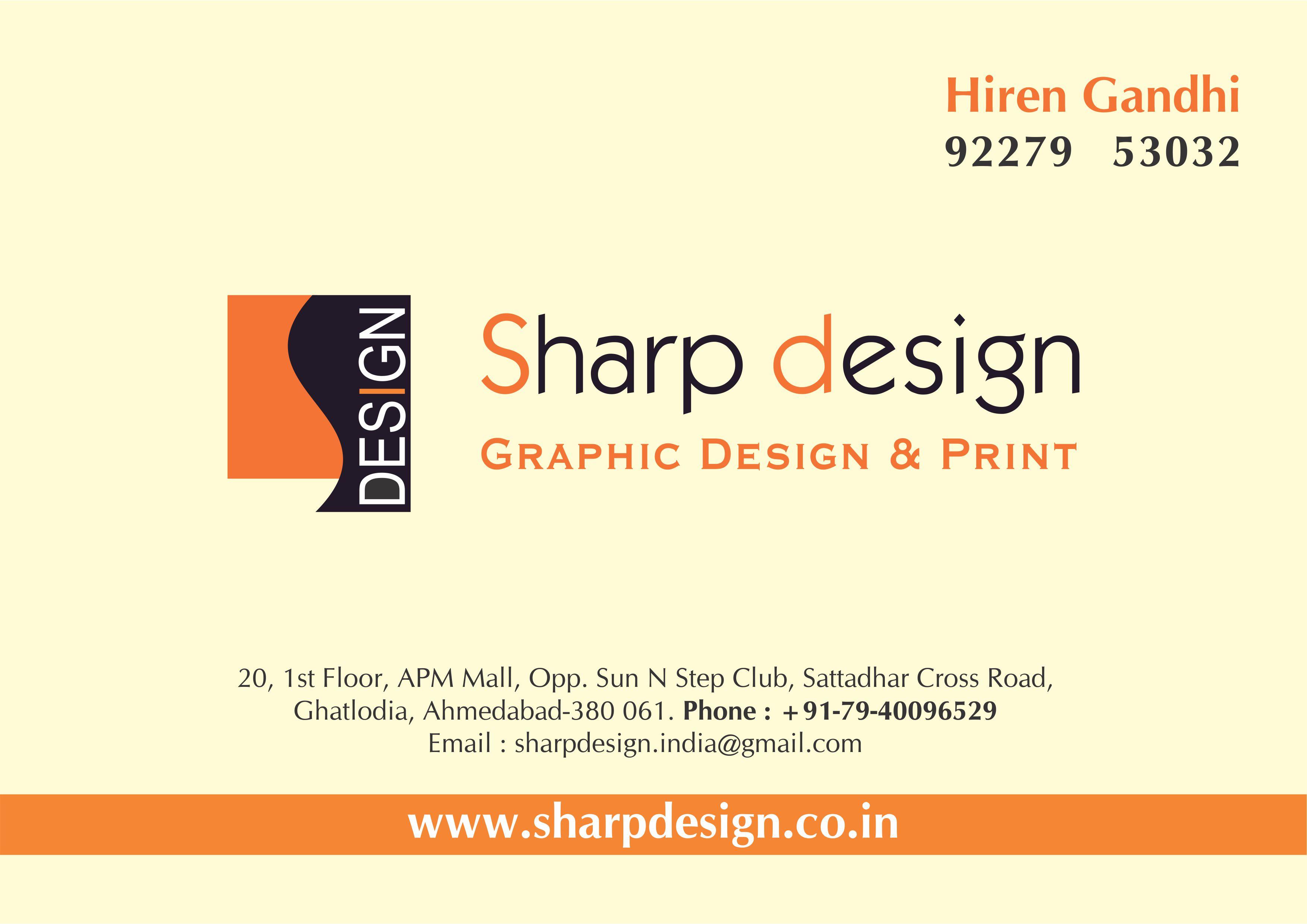 Sharp Design