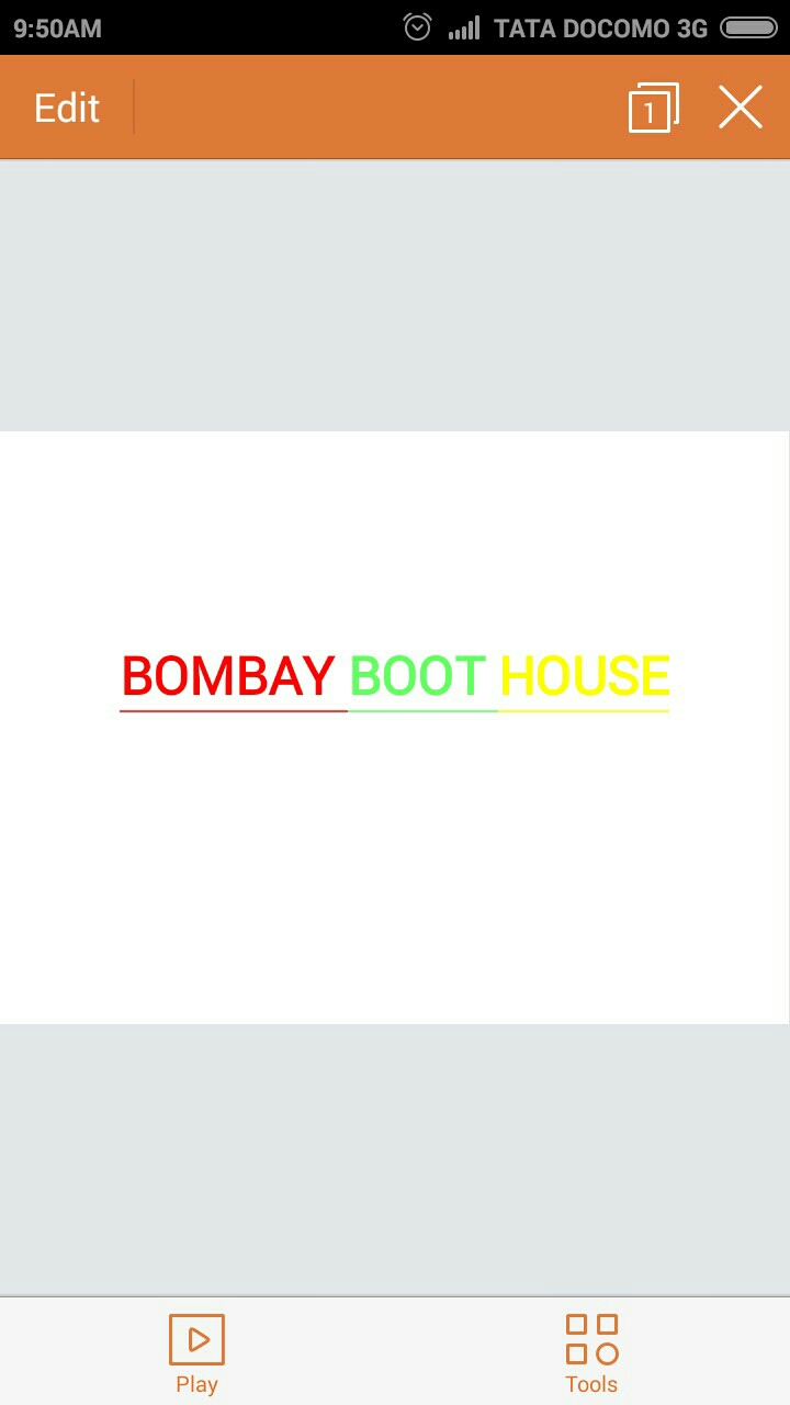 BOMBAY BOOT HOUSE