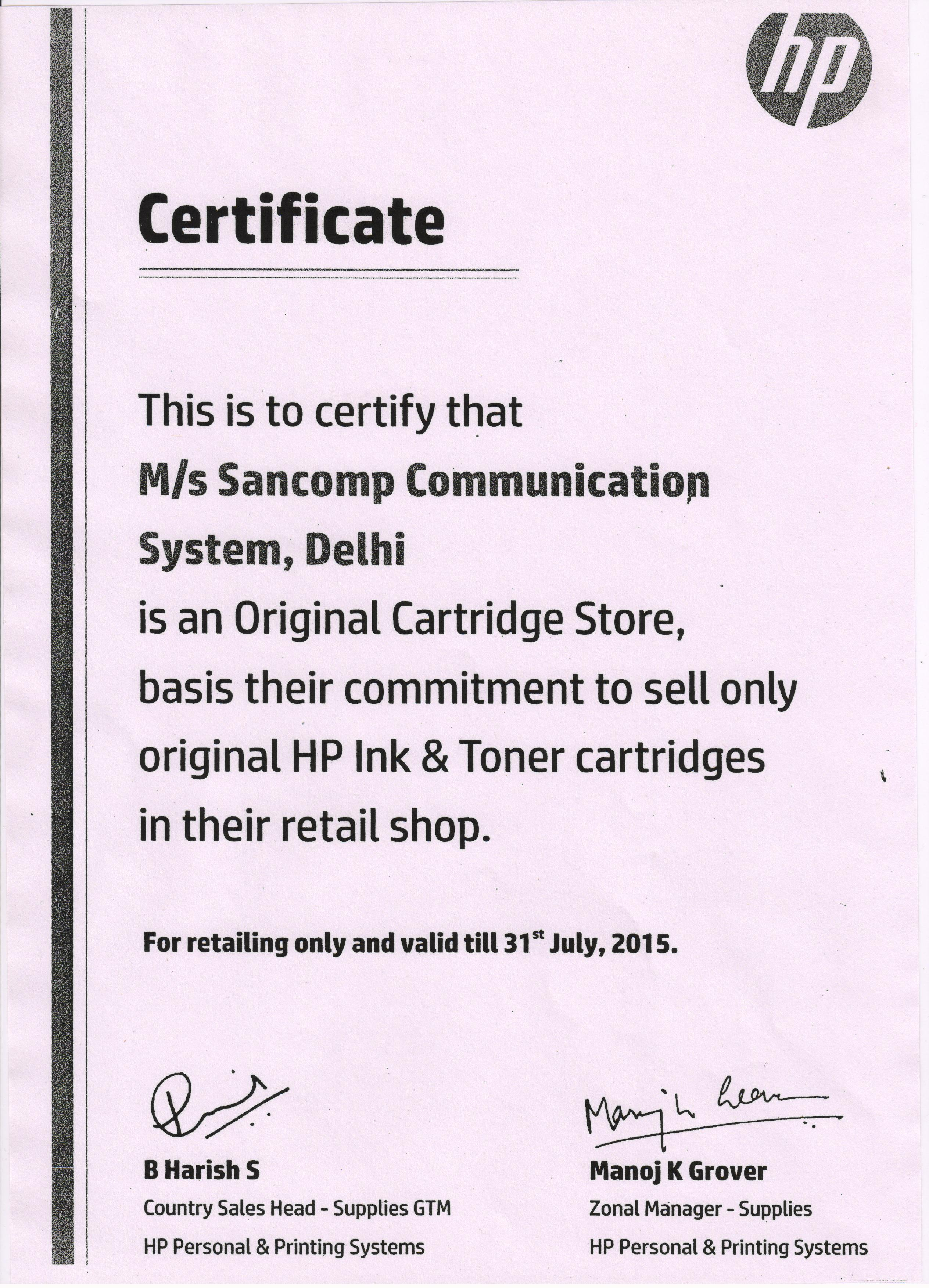 Sancomp Communication Systems