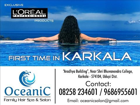 Oceanic Family Hair Spa and Salon
