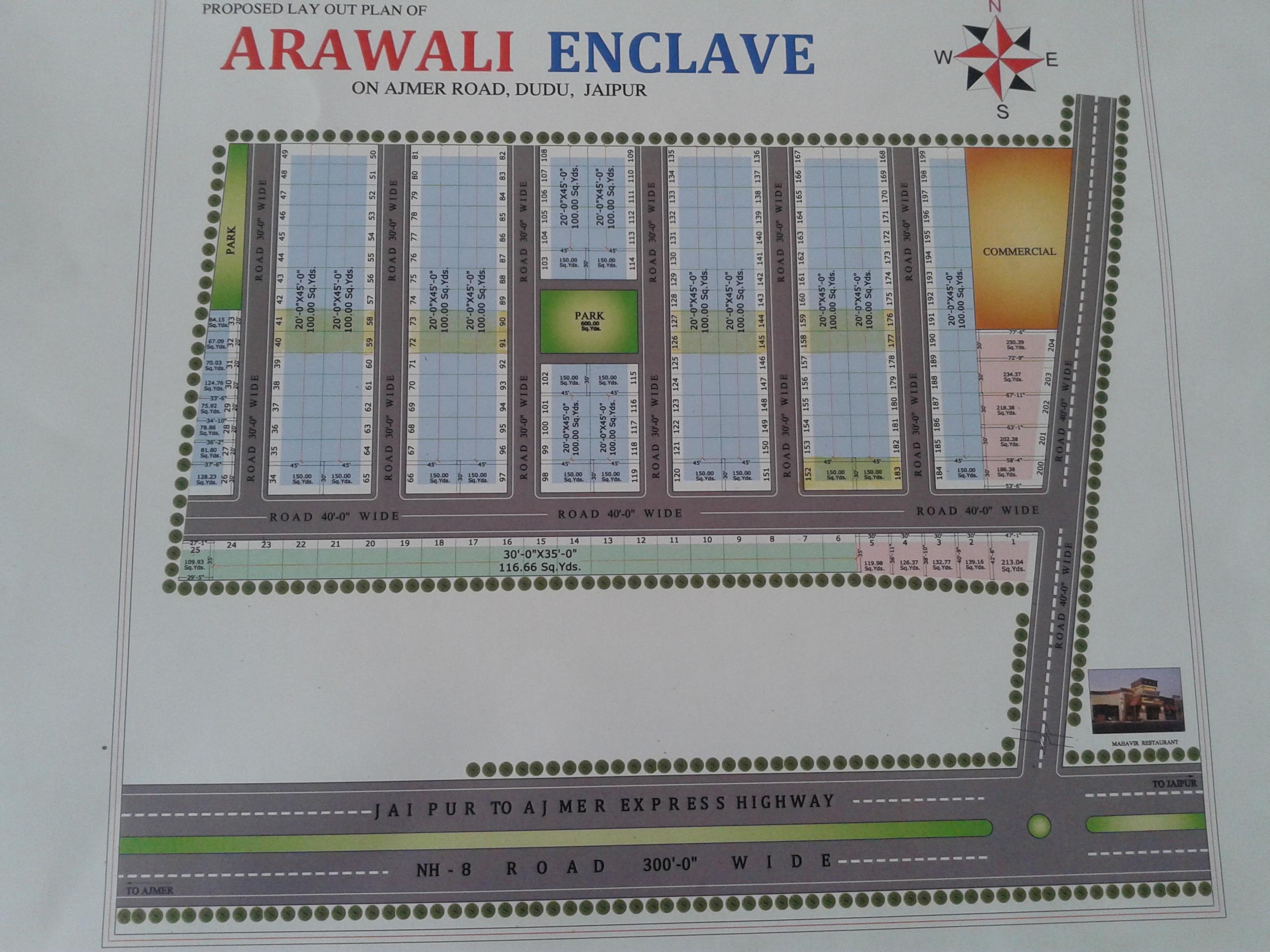 Arawali Farm & Developers
