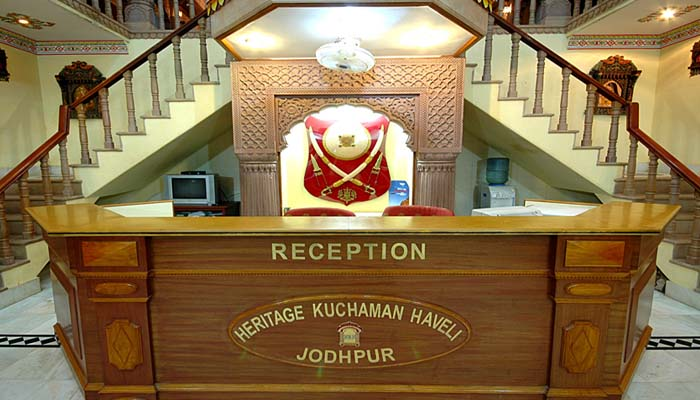 Heritage Kuchaman Haveli